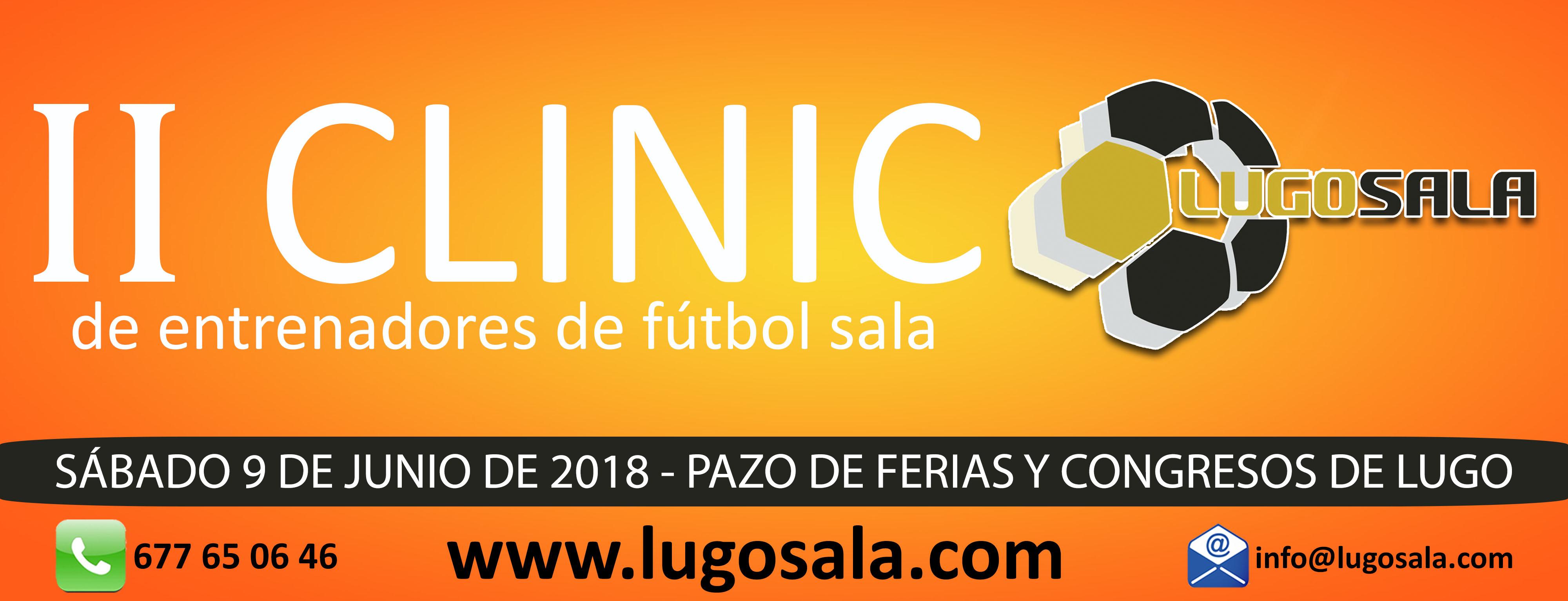 II clinic junio 2018
